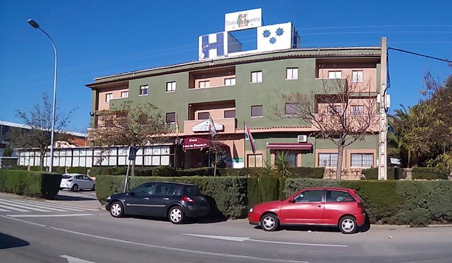Hotel ciudad de plasencia fotos 53